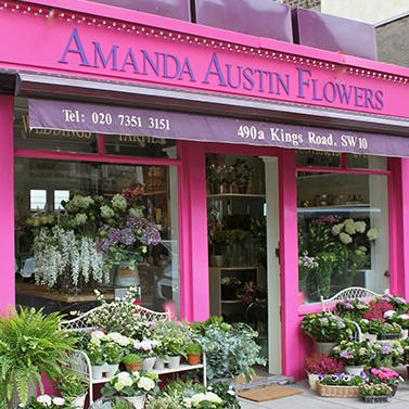 Flower Delivery London | Buy Bouquets | Amanda Austin