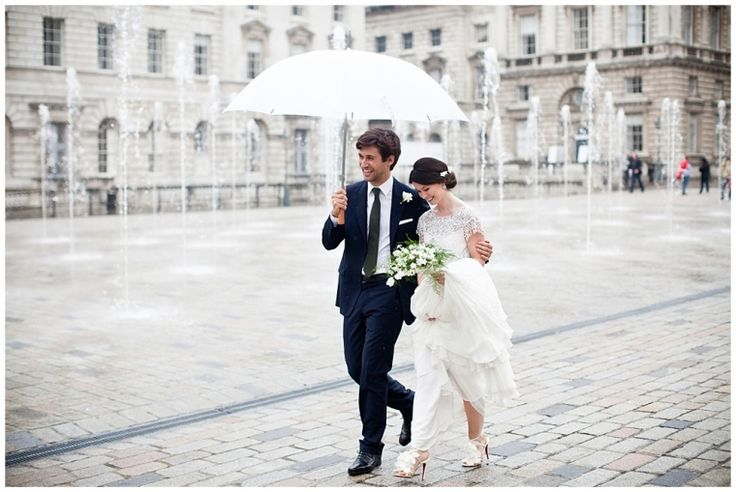 Wedding Florist London | Somerset House | Amanda Austin Flowers