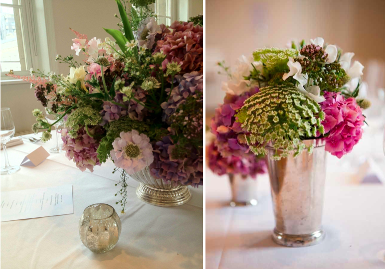 Wedding Florist London | Country Style Flowers | Amanda Austin Flowers