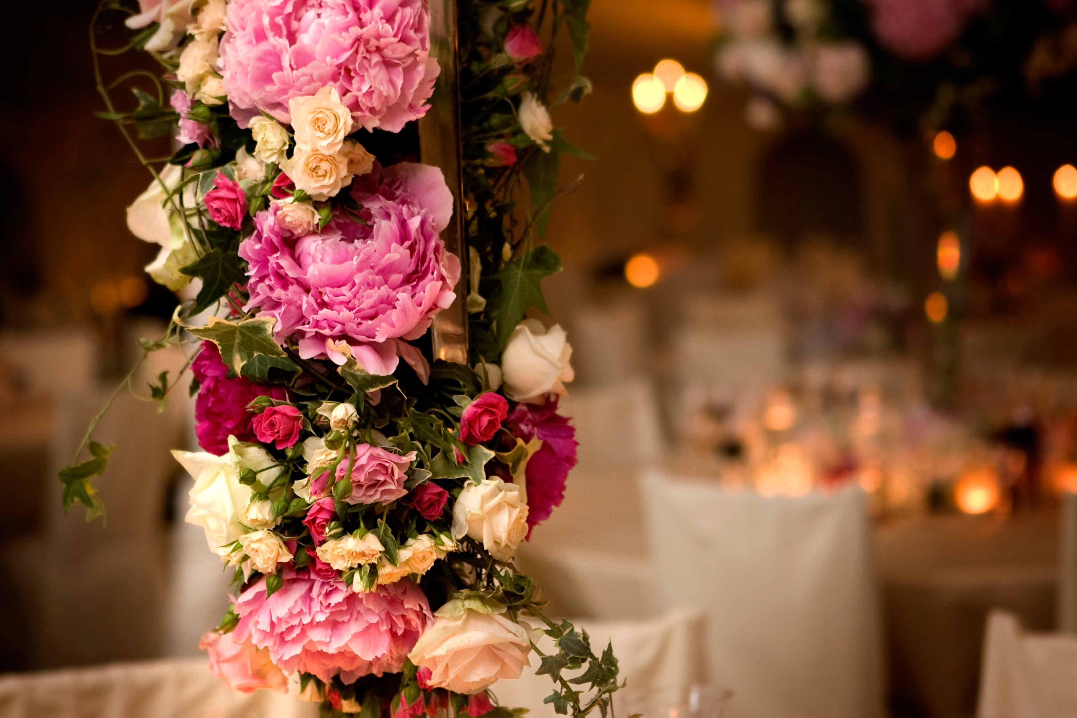 Wedding Reception Flowers Amanda Austin Flowers Blog