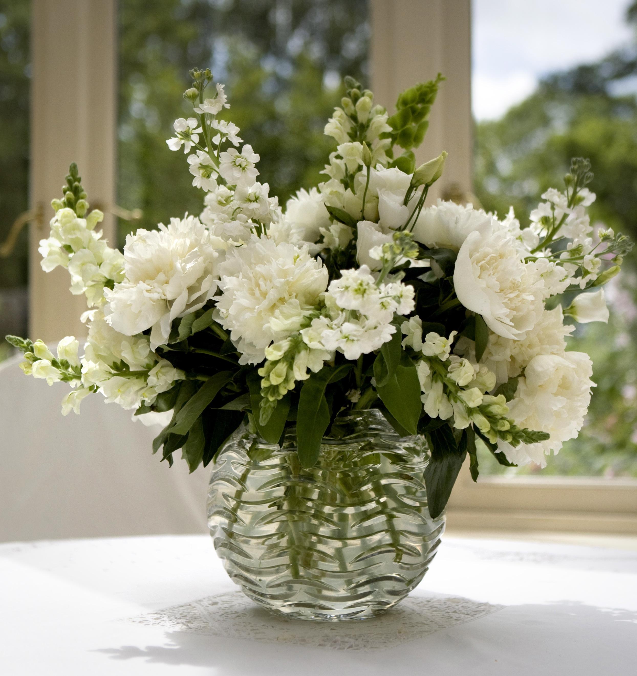 Birthday Flowers London: Flower School: Vase Flowers