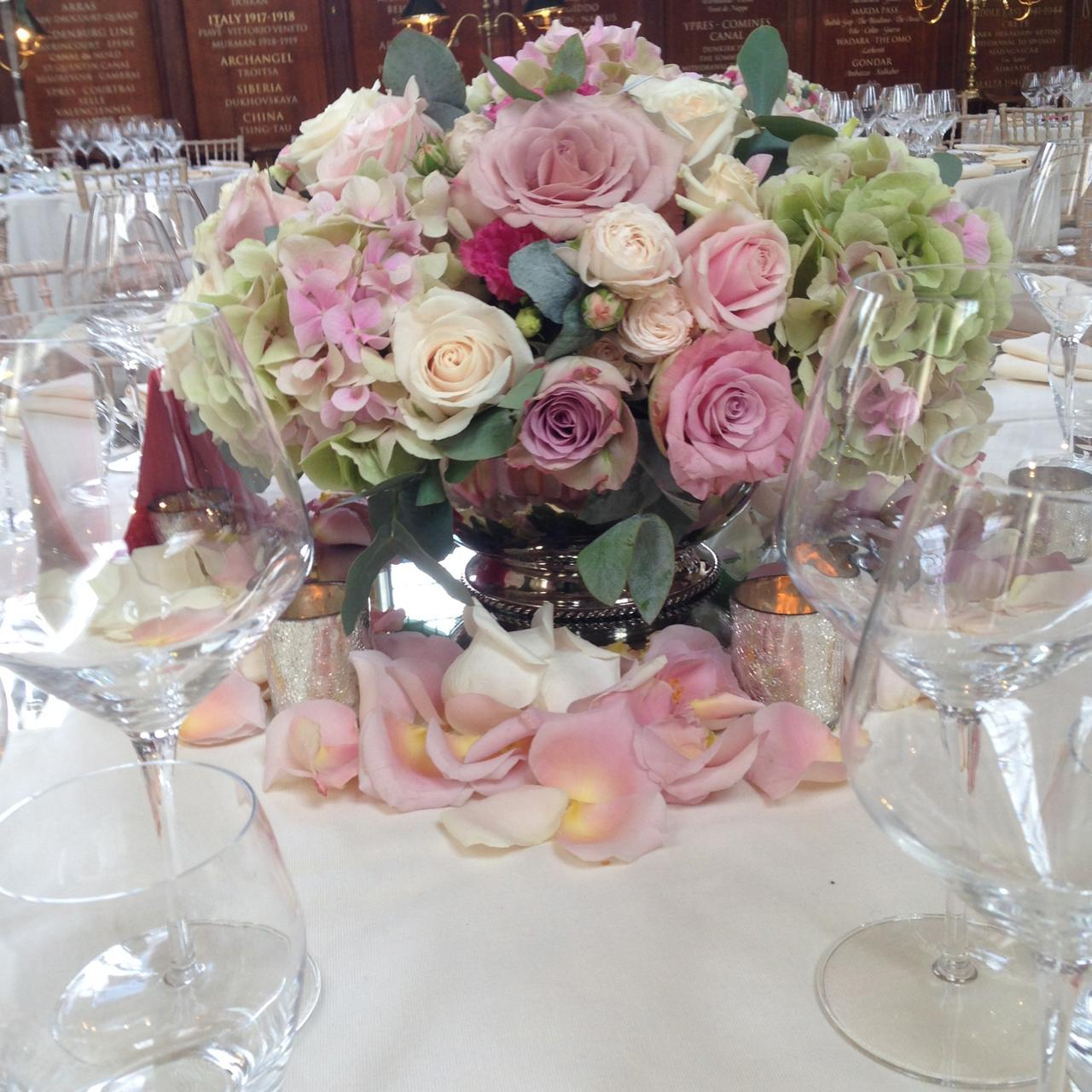 Amanda Austin London Florist Weddings Royal Hospital Chelsea 4