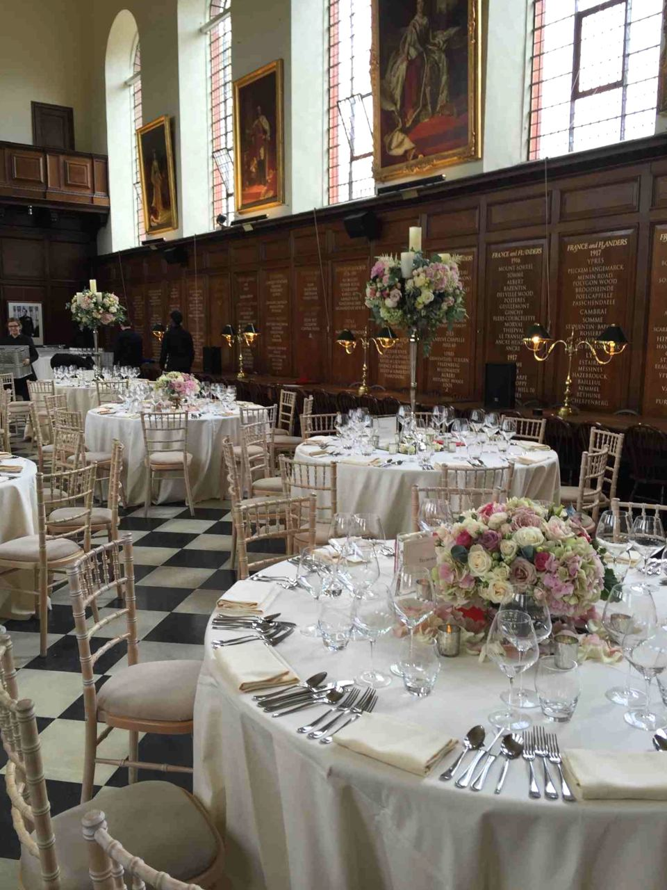 Amanda Austin London Florist Weddings Royal Hospital Chelsea 6