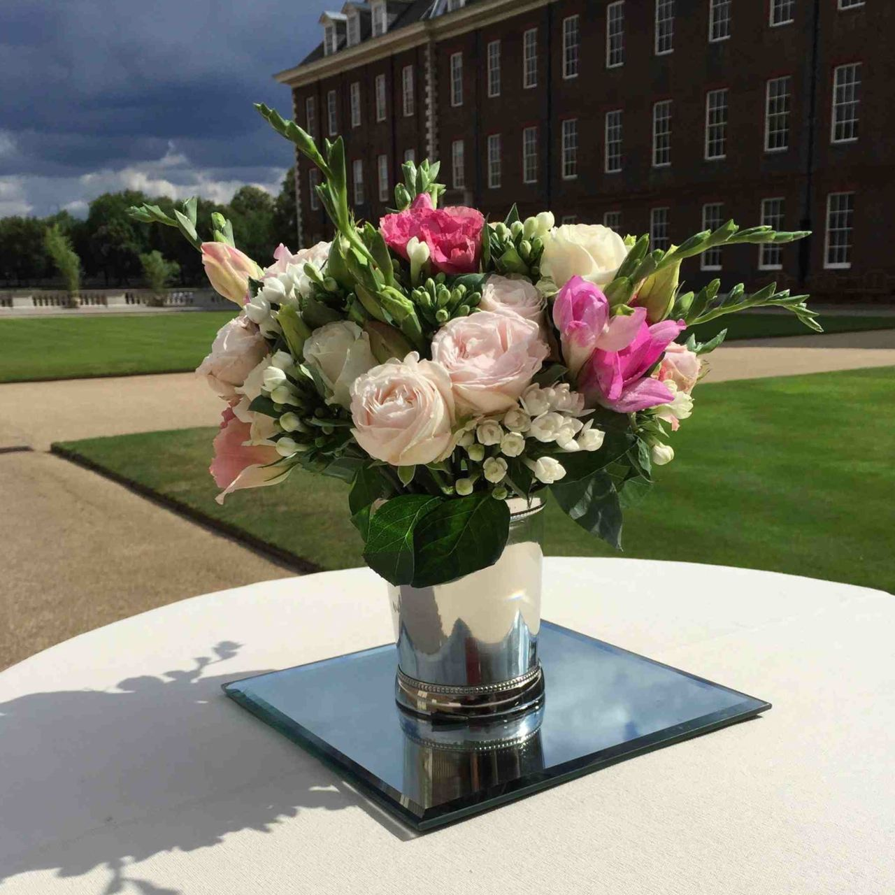 Amanda Austin London Florist Weddings Royal Hospital Chelsea