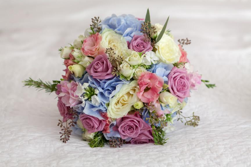 Amanda Austin London Florist September Wedding Bridal Bouquet