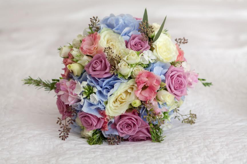 Amanda Austin London Florist September Wedding Bridal Bouquet