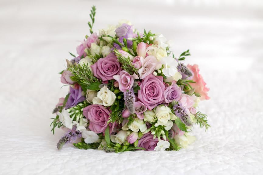 Amanda Austin London Florist September Wedding Bridesmaid Bouquet