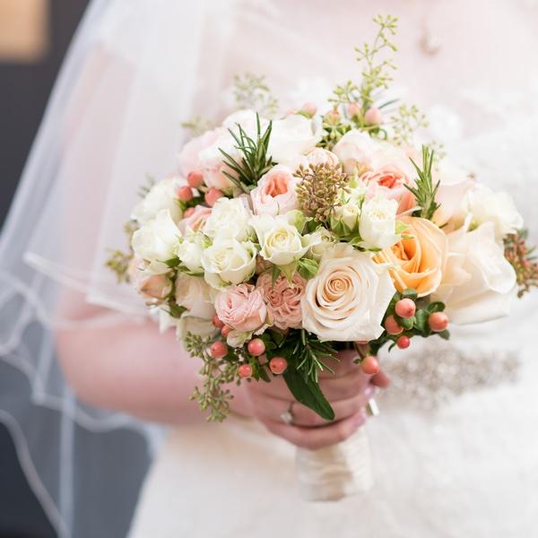 Amanda Austin Flowers Bridal Bouquet Autumn